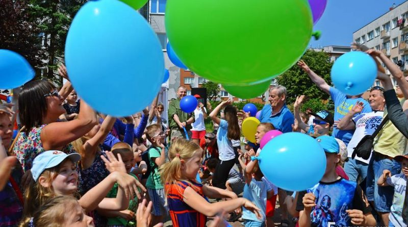 II Edukacyjny Festyn Rodzinny z okazji Dnia Dziecka